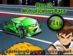 Ben 10 Multiplication Race